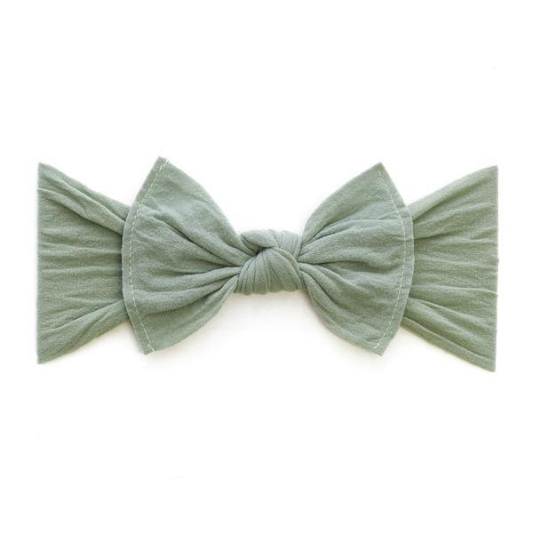 Sage Baby Bling Classic Knot