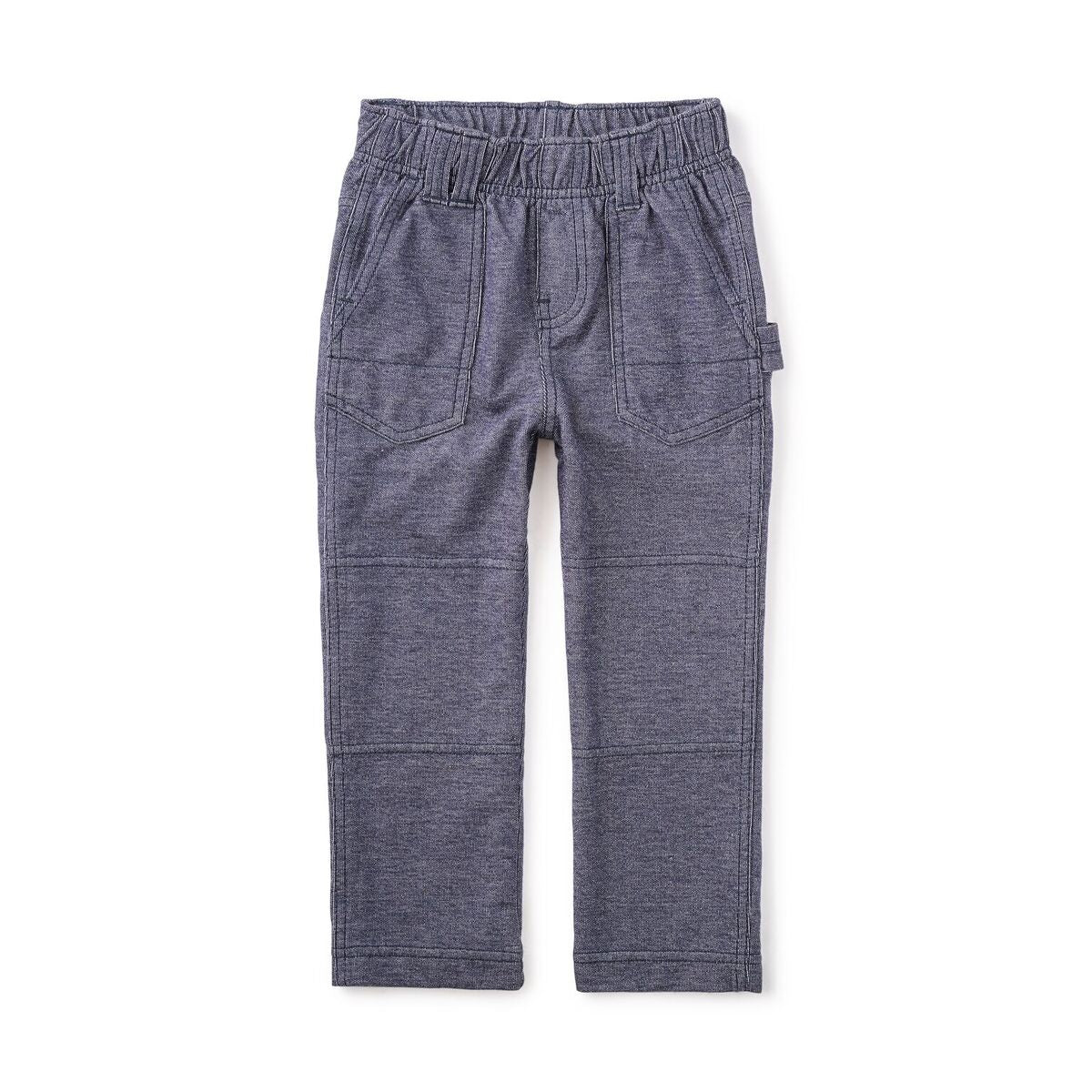 Denim-Like Playwear Pants