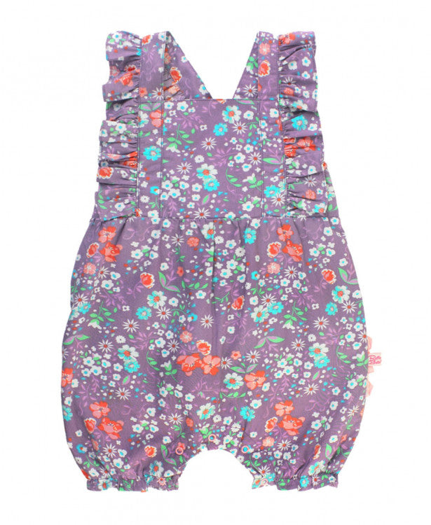 Joyful Meadows Cross Back Bubble Romper