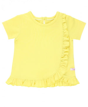 Make Lemonade Top & Ruffle Shorts