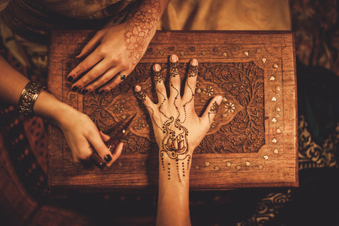 Henna Art - Henna Preparation and Application - Introduction