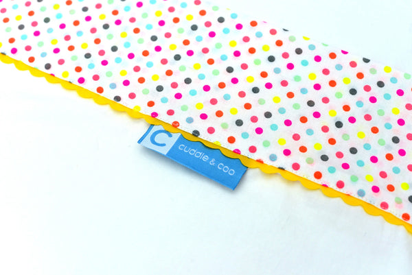 Pop Of Colour Sheet Set