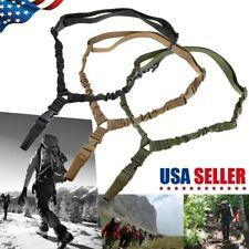 Tactical One 1 Single Point Bungee Rifle Gun Sling Strap w/ Quick Release Buckle - West Lake Tactical