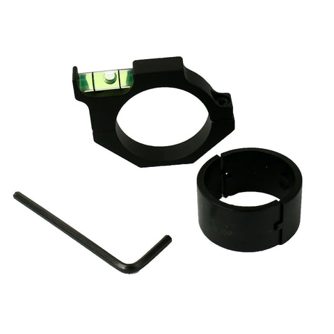 Alloy Rifle Scope Laser Bubble Spirit Level for 30mm Ring Mount Holder - West Lake Tactical