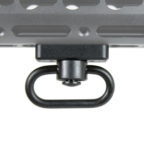 Heavy Duty Keymod Sling with Swivel Mount Adapter - Push Button Quick Release - West Lake Tactical