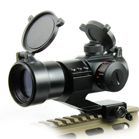 Tactical Reflex Stinger 4 MOA Red - Green Dot Sight Scope with PEPR Rail Mount - West Lake Tactical