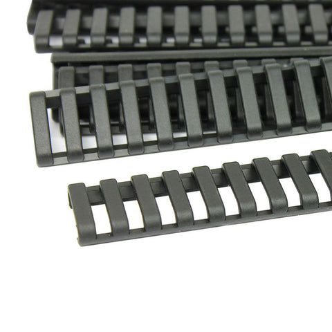 8 Pack Heat Resistant Rifle Ladder Rail Cover Weaver Picatinny Handguard - West Lake Tactical