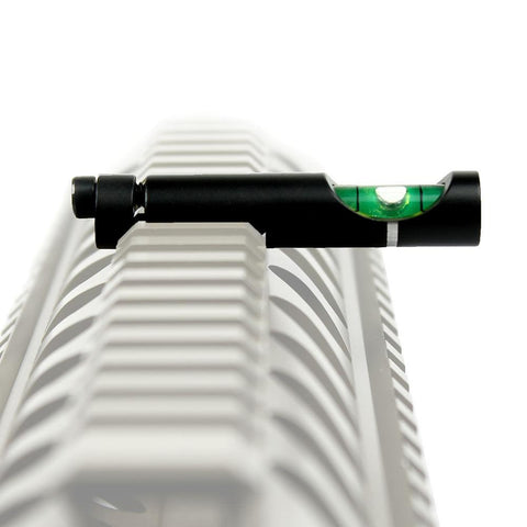 Metal Spirit Bubble Level for 20mm Picatinny Weaver Rail Rifle Sight Scope Mount - West Lake Tactical