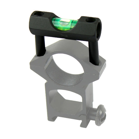 "Alloy Rifle Scope Laser Bubble Spirit Level for 25.4mm / 1"" Ring Mount Holder - West Lake Tactical"