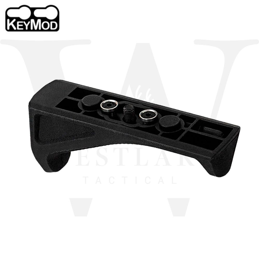 KeyMod System Fore Grip Forend Hand Stop For KeyMod Angled Forward Grip