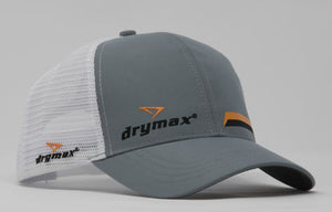 Drymax Trucker Hat Gray/Orange/Black