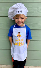 Child's Apron - TeddyGrams Tot Towers, Kitchen Helper, Safe Step Stool, Child Step Stool