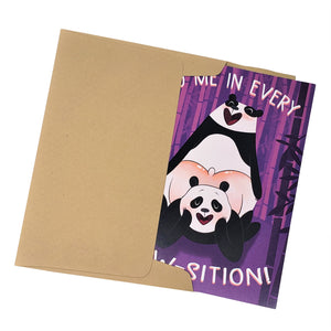 Do Me In Every Paw-sition - Dirty Card - Naughty Adult Greeting Card - Sleazy Greetings