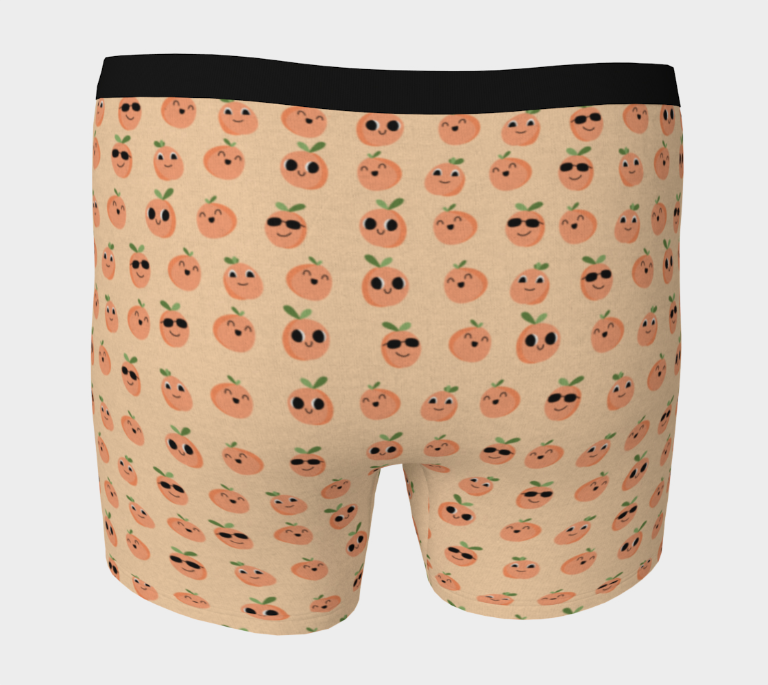 Just Peachy Boxer Briefs