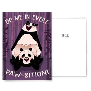 Lovey Dovey Pack, 6 Card Bundle - Dirty Card - Naughty Adult Greeting Card - Sleazy Greetings