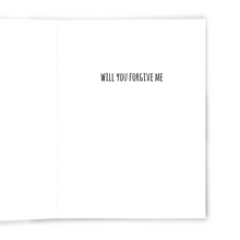Sorry I Was An Asshole - Dirty Card - Naughty Adult Greeting Card - Sleazy Greetings