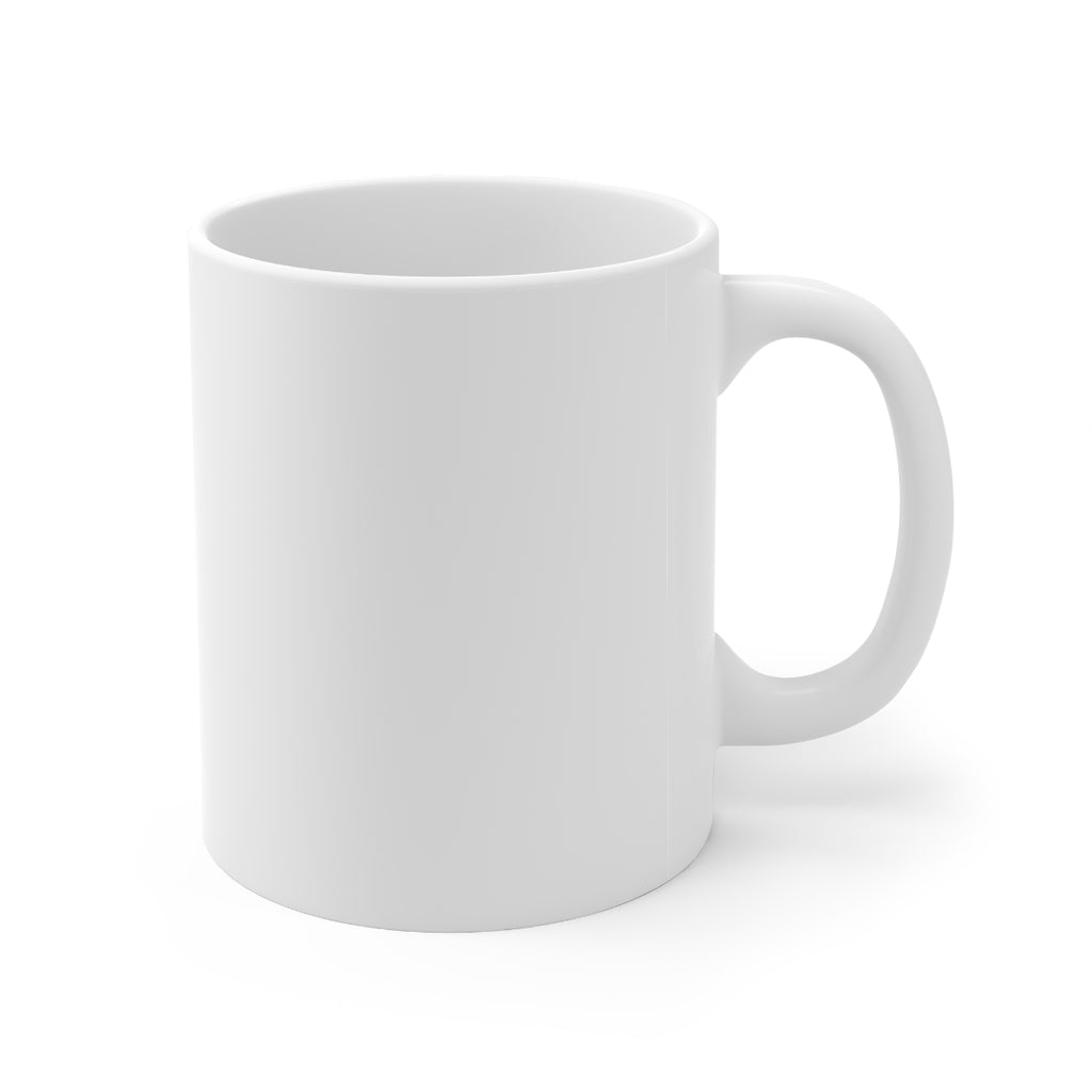 Don't Touch Coffee Mug 11oz