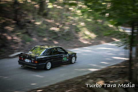 Adam Pickworth's 1985 Mercedes-Benz 190E 16V