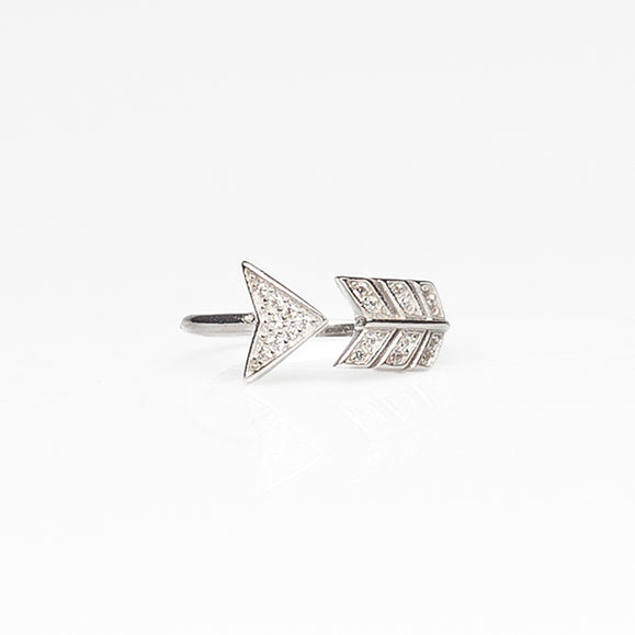 Arrow Silver Ring