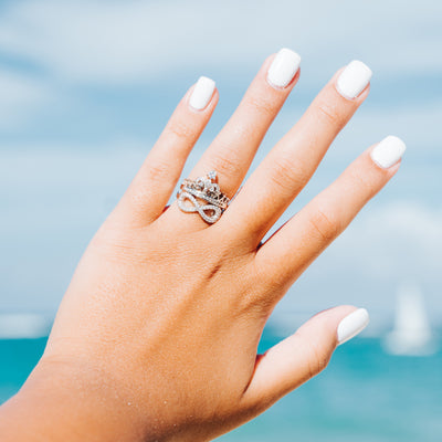 Infinity Promise Ring
