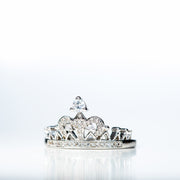 Princess Silver Ring