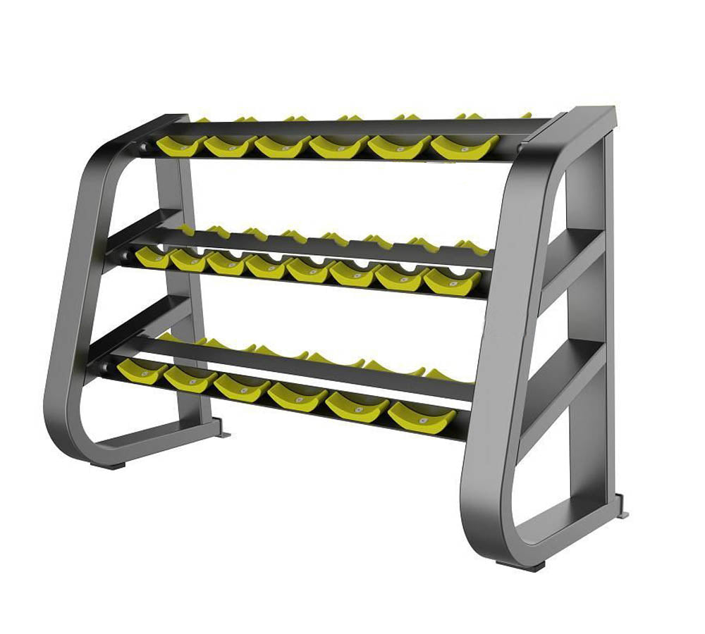 Rx Series Dumbbell Rack(20)