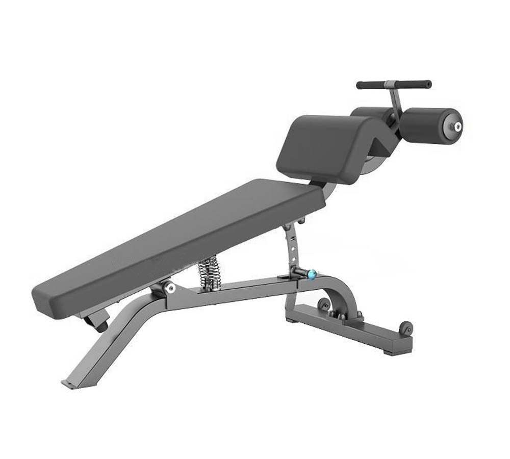 Rx Series Adjustable Decline Bench