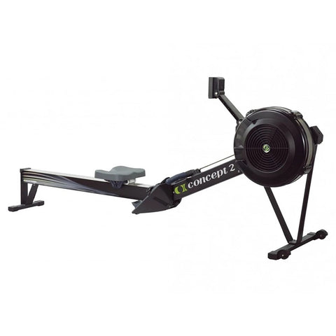 CONCEPT 2 ROWER – MODEL D BLACK