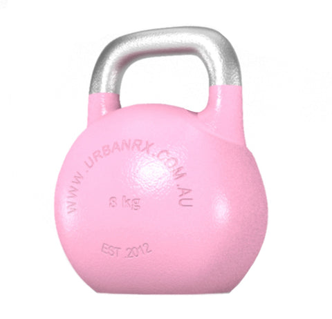 URX Competitive Steel Kettlebell (8kg)
