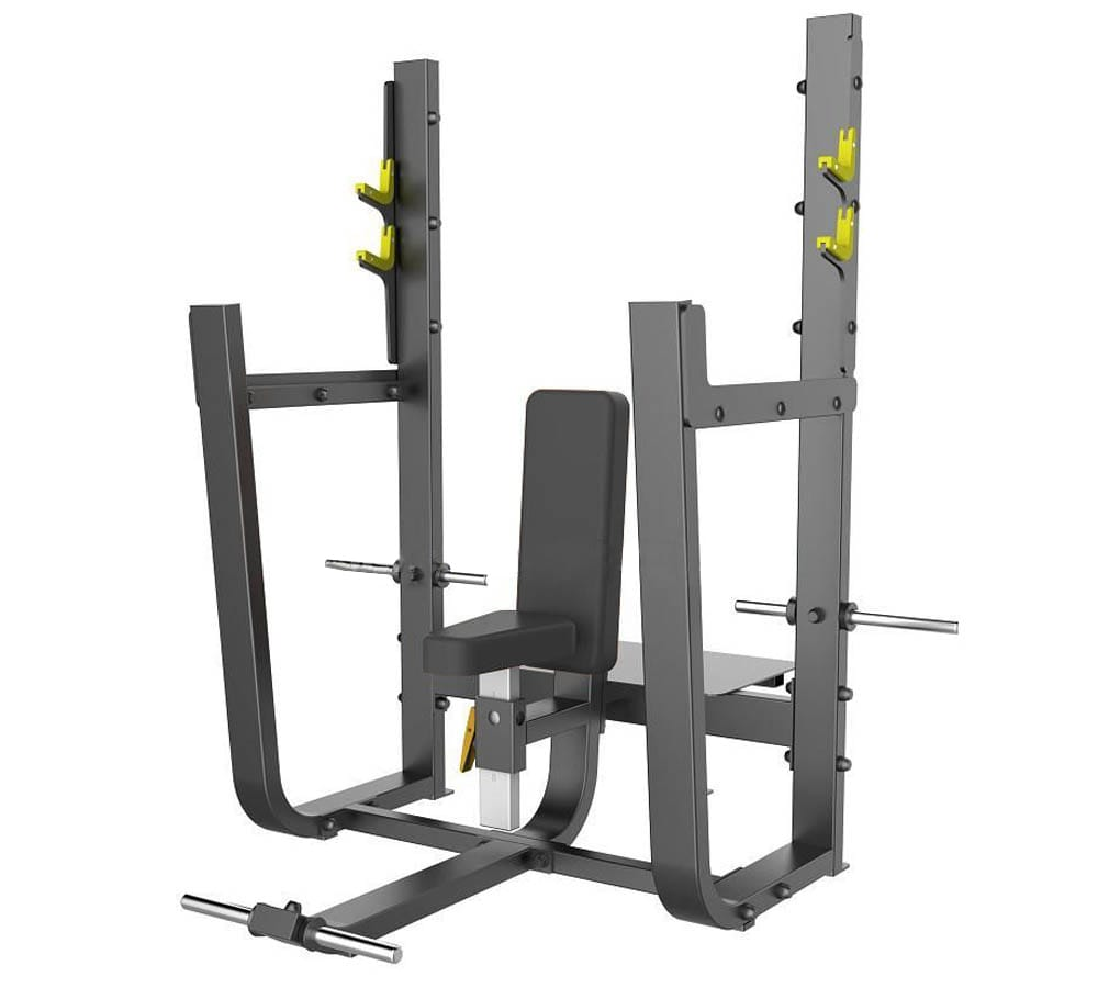 Rx Series Olympic Seated Bench