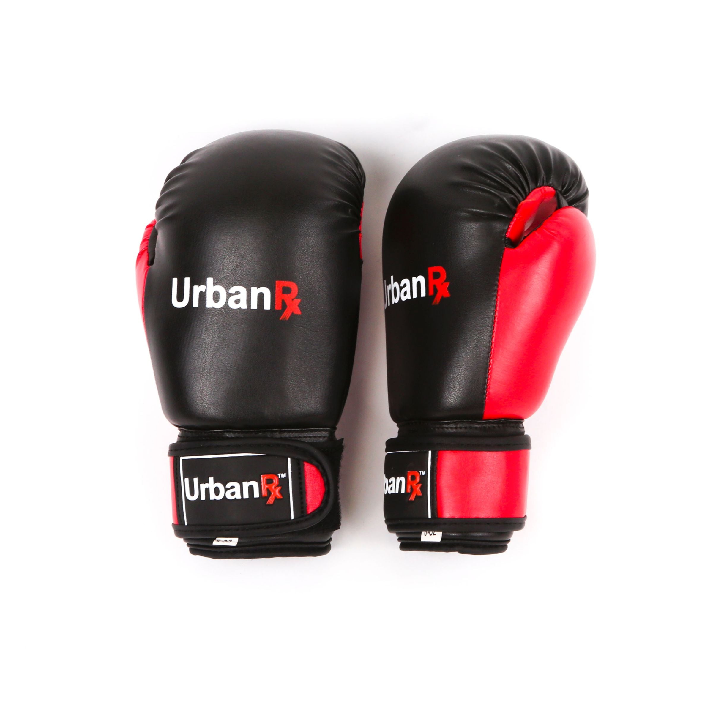 Urban Standard Boxing Gloves (Black/Red)
