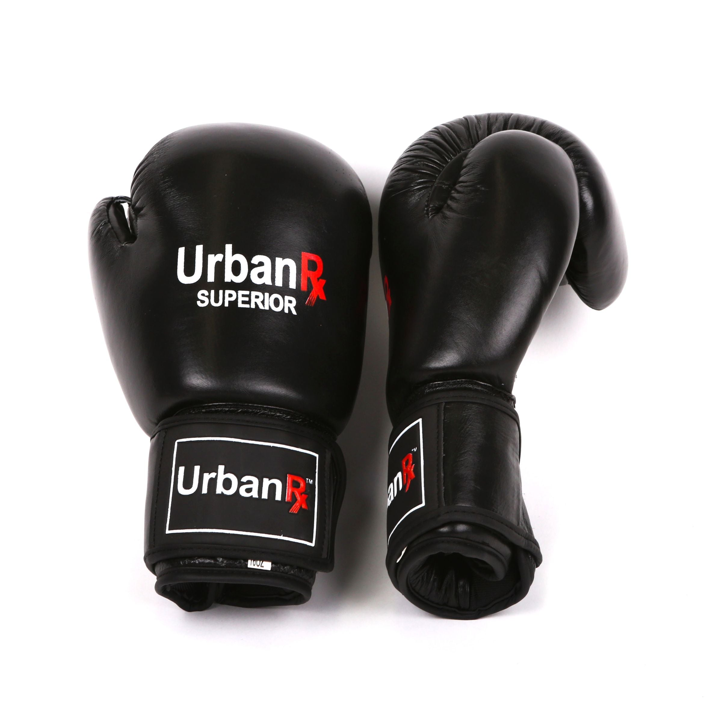 Urban Black Superior Boxing Gloves