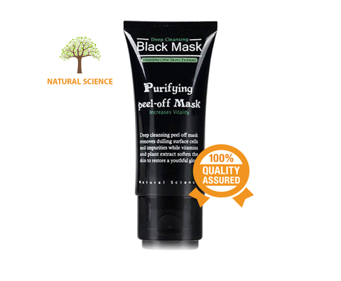 Black Mask - Deep Cleansing Face Mask