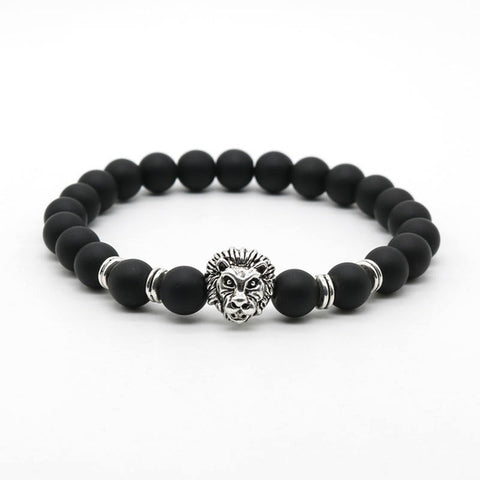 Trendy and Beneficial Lava Stone Bracelet