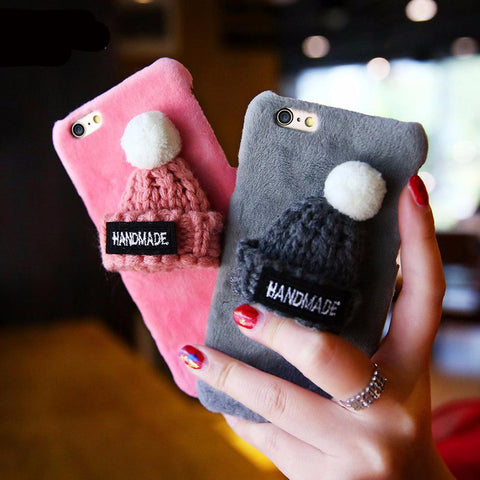 Lovely winter-styled Phone Cases