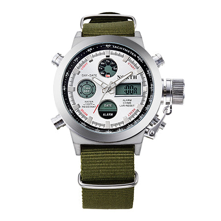 Green Army - Tactical Watch
