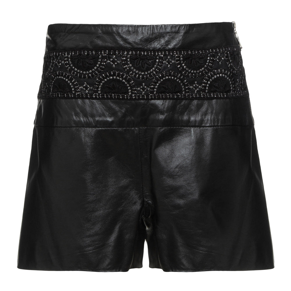 Shorts Cós Entremeio Bordado