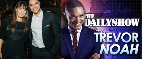 TREVOR NOAH@trevornoah ​ Host of the Emmy and Peabody Award-winning program The Daily Show on Comedy Central, comedian, style-icon and pocket-square wearer.