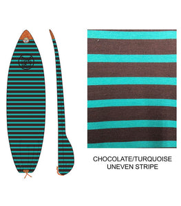 MOTTSOCK Striped Stretch Knit Scuba Sock