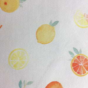 """MAKING LEMONADE"" DIGITAL PRINT POCKET SQUARE"