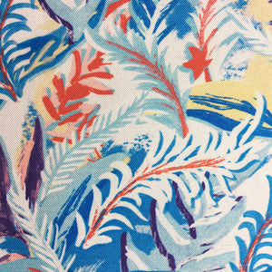 """BLUE JUNGLE"" DIGITAL PRINT POCKET SQUARE"