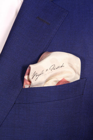 """THE MEN OF KINGS"" DIGITAL PRINT POCKET SQUARE"
