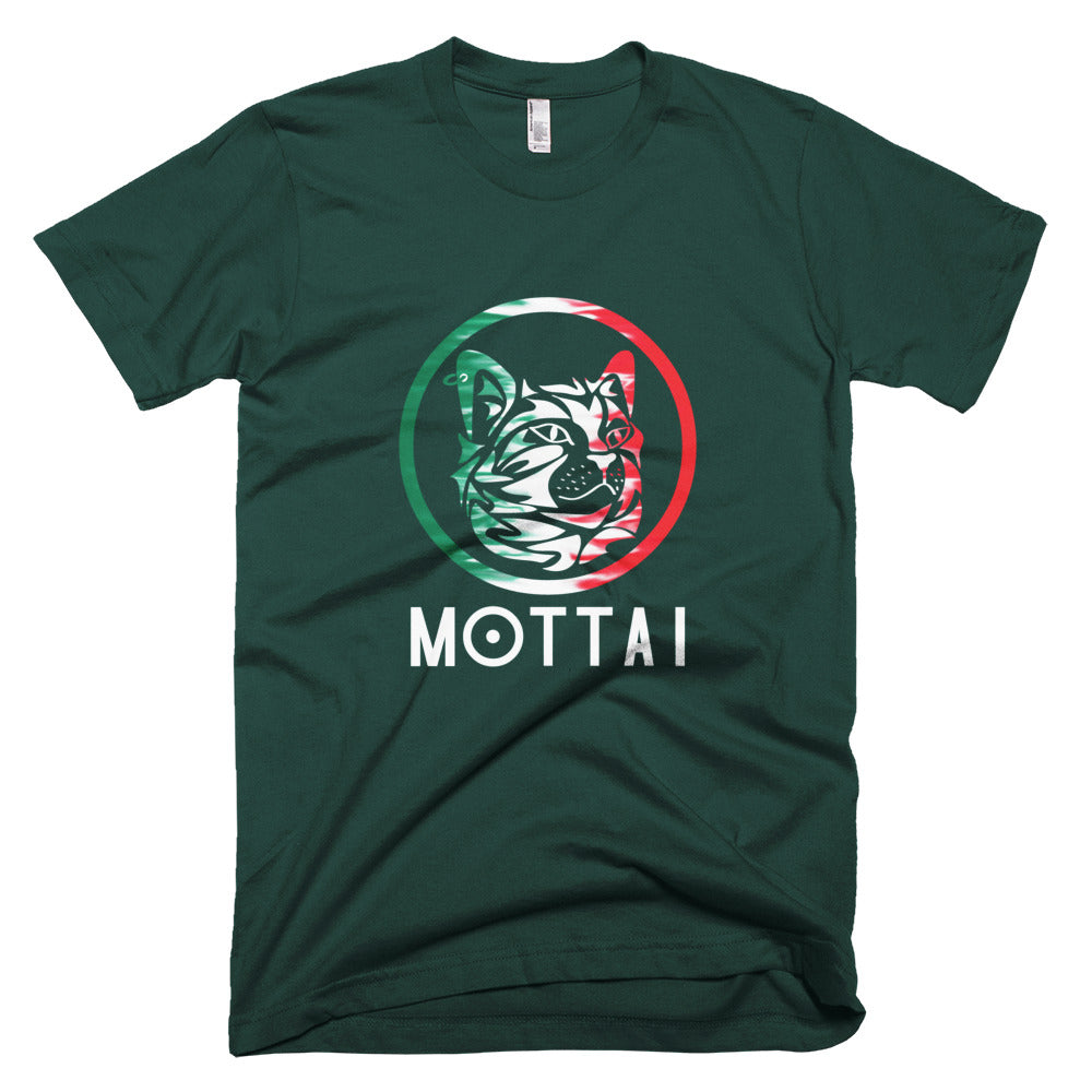 MOTTAI Surf Maurice T-Shirt MEXICO colors
