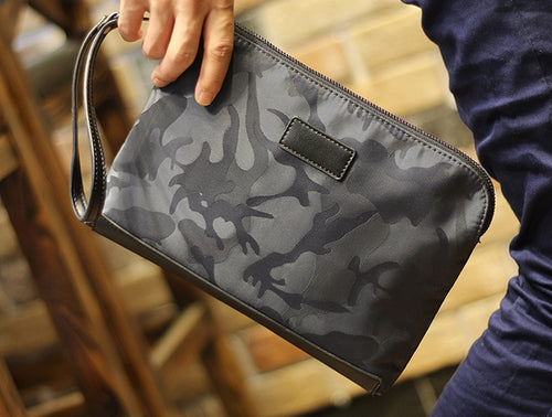 Camouflage Man Bag - Aces23