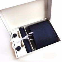 4 Pack Tie Set 100% Silk - Aces23