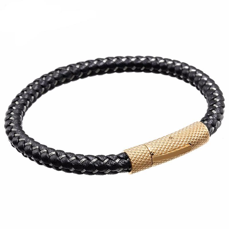 Subway Bracelet Gold - Aces23