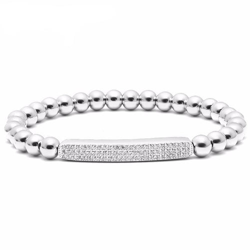 New Style LDN Bracelet Silver - Aces23