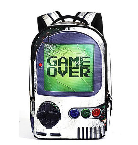 RUNNINGTIGER Backpack Game Over - Aces23