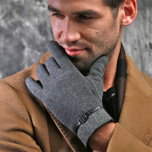 Dress Gloves With Touchscreen Fingertip 4 Colour Choice - Aces23