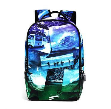 RUNNINGTIGER Backpack Surfs Up - Aces23